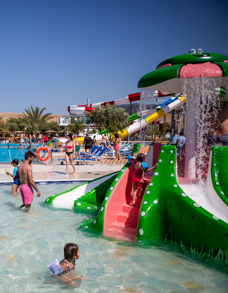 CALMA WATERPARK ΠΑΙΔΙΚΗ ΠΙΣΙΝΑ